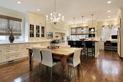 Renovering kök och badrum